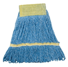 GSC MANUFACTURING Superior Synthetic Floor Mops,Blue,Large at Sears.com